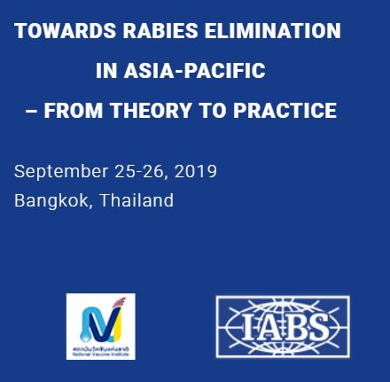 Towards Rabies Elimination in Asia-Pacific